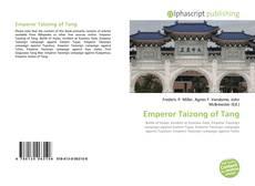 Copertina di Emperor Taizong of Tang