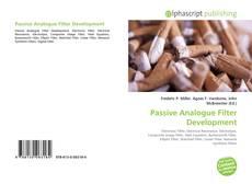 Couverture de Passive Analogue Filter Development