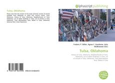 Capa do livro de Tulsa, Oklahoma