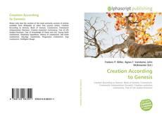Creation According to Genesis kitap kapağı