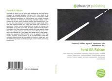 Couverture de Ford EA Falcon