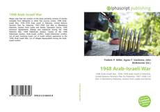 Buchcover von 1948 Arab–Israeli War