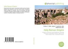 Buchcover von Holy Roman Empire