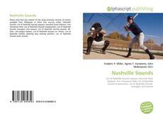 Capa do livro de Nashville Sounds