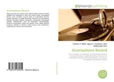 Обложка Gramophone Record
