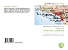 Bookcover of Riverside, California