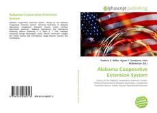 Обложка Alabama Cooperative Extension System