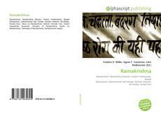 Capa do livro de Ramakrishna