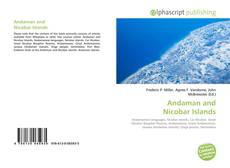Bookcover of Andaman and Nicobar Islands