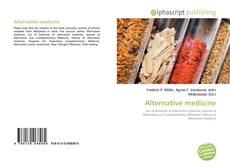 Buchcover von Alternative medicine