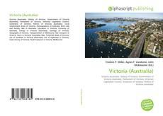 Bookcover of Victoria (Australia)