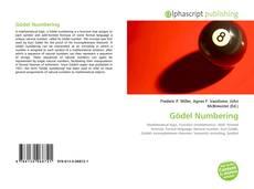 Gödel Numbering kitap kapağı