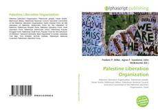 Capa do livro de Palestine Liberation Organization