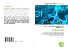 Antiparticle kitap kapağı