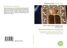 Bookcover of Bereavement in Judaism