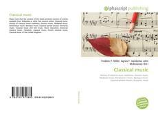 Copertina di Classical music