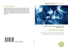 Обложка Christian metal