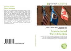 Copertina di Canada–United States Relations