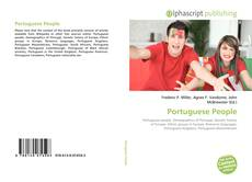 Bookcover of Portuguese People