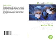 Bookcover of Medical Ethics