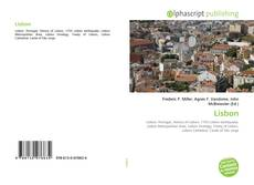 Bookcover of Lisbon