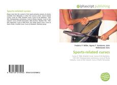 Capa do livro de Sports-related curses