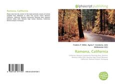 Bookcover of Ramona, California
