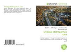 Couverture de Chicago Metropolitan Area