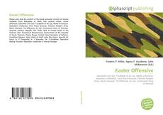 Bookcover of Easter Offensive