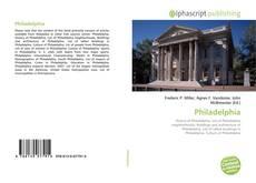 Bookcover of Philadelphia