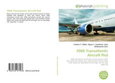 Buchcover von 2006 Transatlantic Aircraft Plot