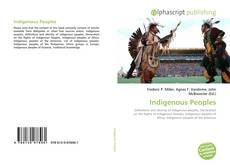 Couverture de Indigenous Peoples