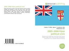 Couverture de 2005–2006 Fijian political crisis