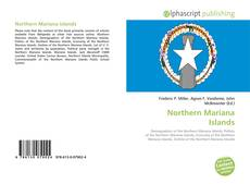Bookcover of Northern Mariana Islands