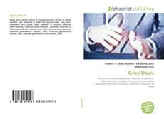 Bookcover of Gray Davis