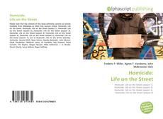 Couverture de Homicide: Life on the Street
