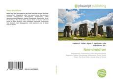 Bookcover of Neo-druidism
