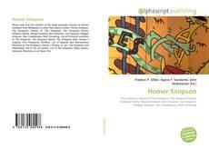 Capa do livro de Homer Simpson