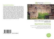 Bookcover of Apartment building