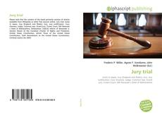 Couverture de Jury trial