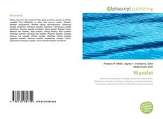 Bookcover of Wavelet