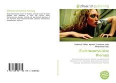 Capa do livro de Electroconvulsive therapy