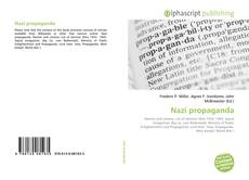 Copertina di Nazi propaganda