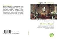 Couverture de Christian Church