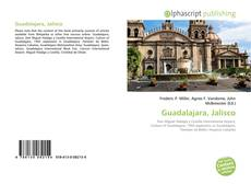 Обложка Guadalajara, Jalisco