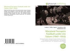 Copertina di Maryland Terrapins Football under Jim Tatum (1947–1955)