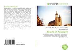 Couverture de Poland in Antiquity