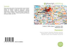 Bookcover of Hanover