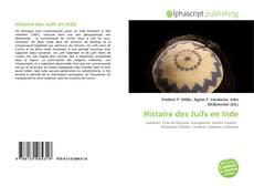 Bookcover of Histoire des Juifs en Inde