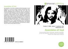 Capa do livro de Assemblies of God